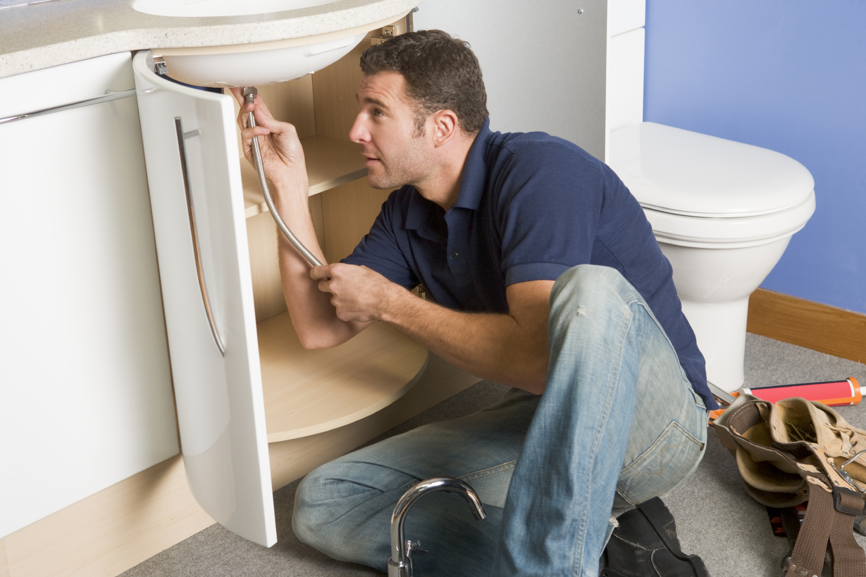 Whole-House Plumbing Inspection in Frederick & Frederick
